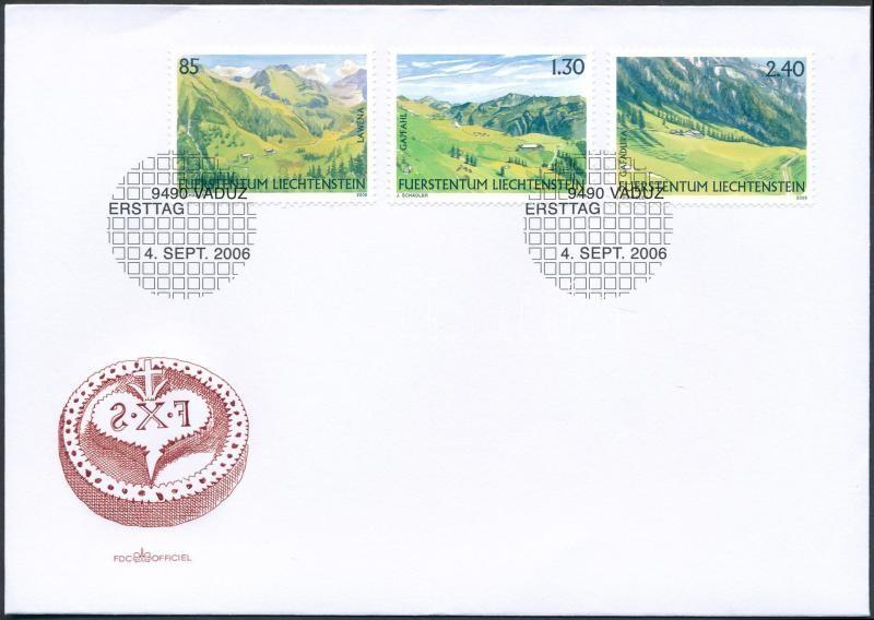 Alps set FDC, Alpok sor FDC