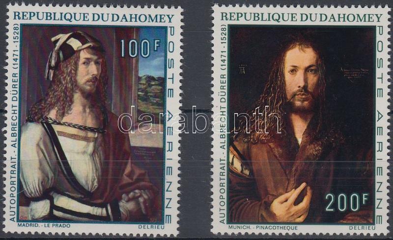 Dürer: Paintings set, Dürer: Festmények sor