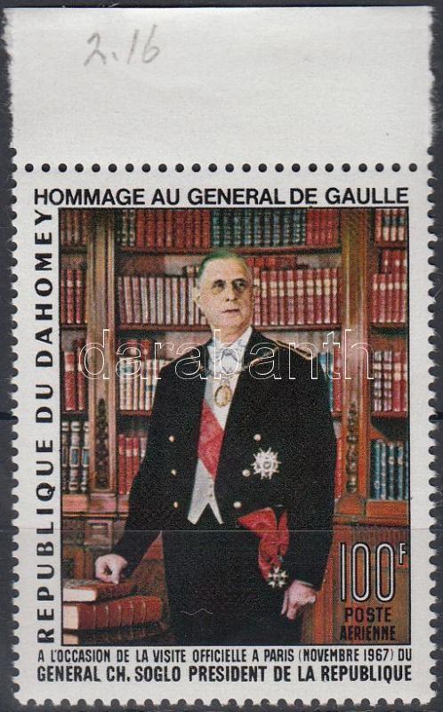 Charles de Gaulle + block, Charles de Gaulle + blokk