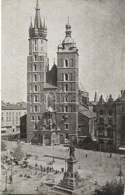 Kraków, Notre Dame church