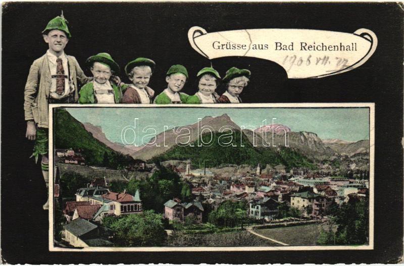 Bad Reichenhall, folklore children