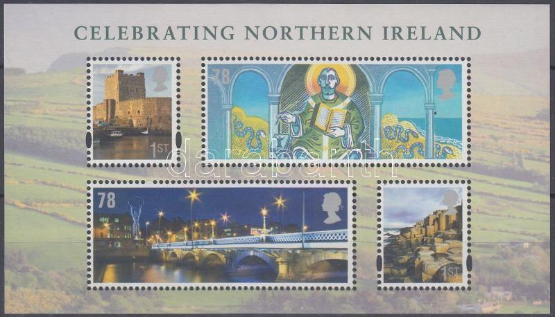 Northern Ireland National Day block, Észak-Írország Nemzeti ünnepnap blokk