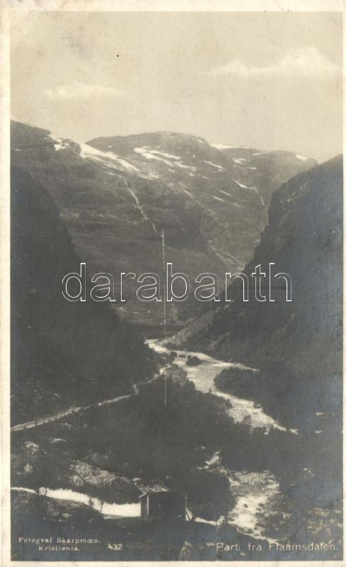 Flamsdalen valley
