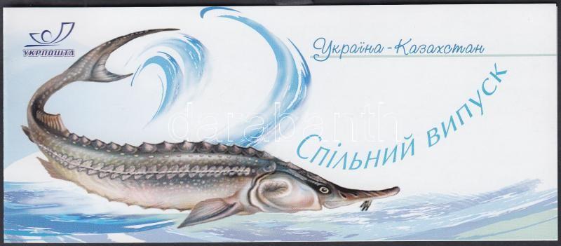 Sea Animals stamp-booklet, Tengeri állatok bélyegfüzet