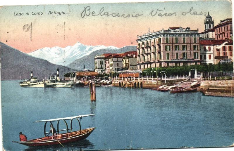 Bellagio, Lago di Como / Lake Como