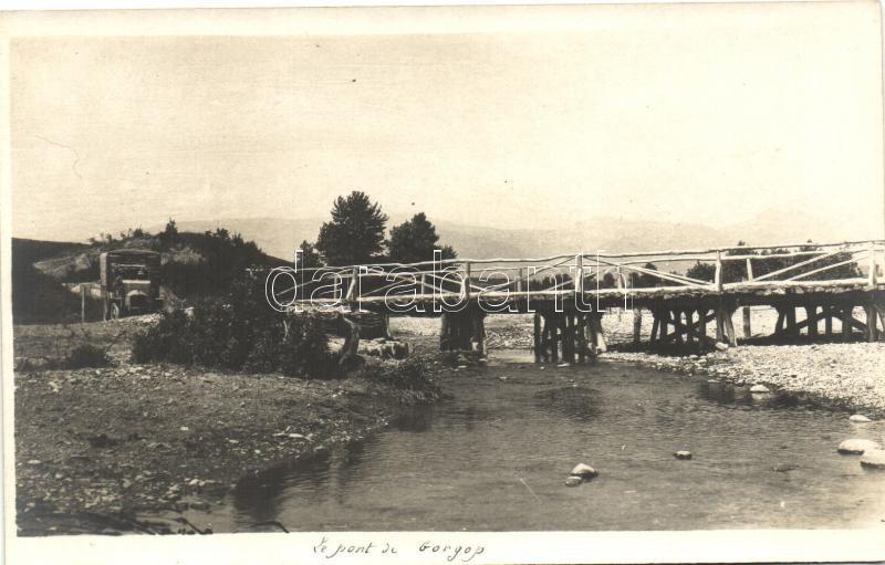 Gorgop, bridge photo