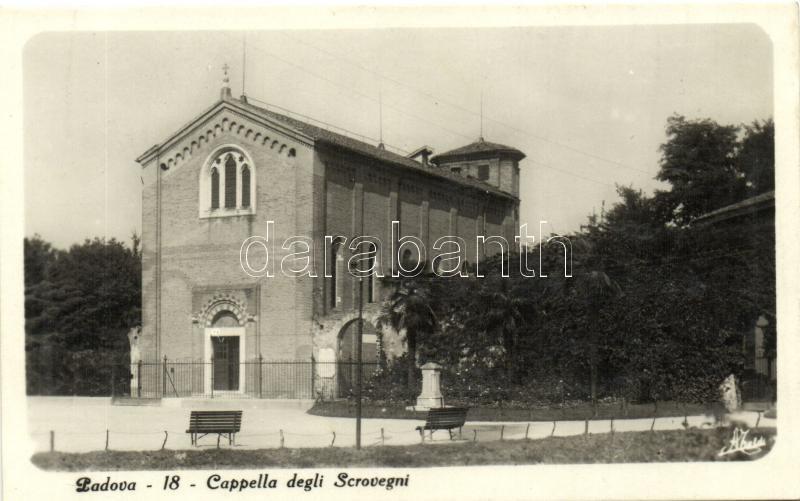 Padova, Cappella degli Scrovegni / chapel