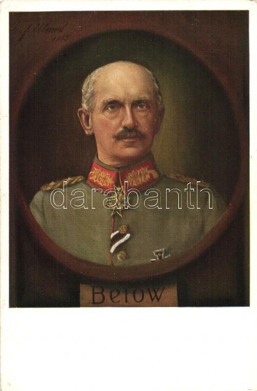 Otto von Below