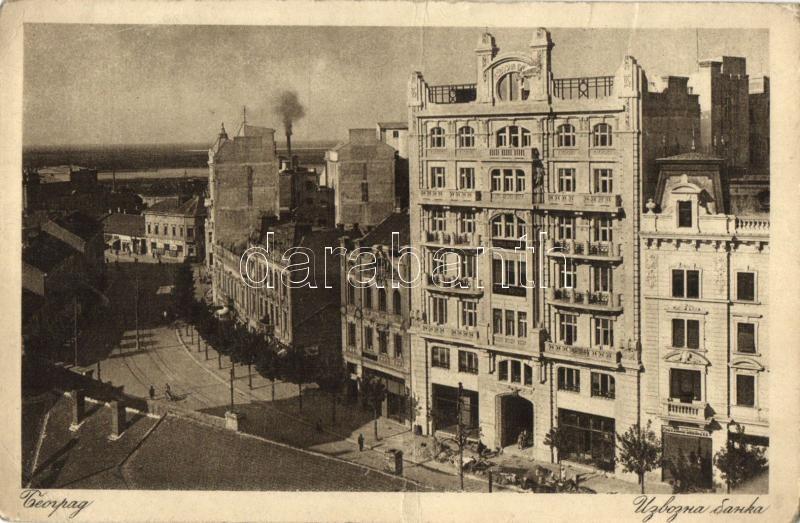 Belgrade, Izvozna banka / bank