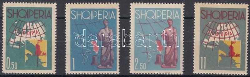 Europe (II) set, Európa (II) sor