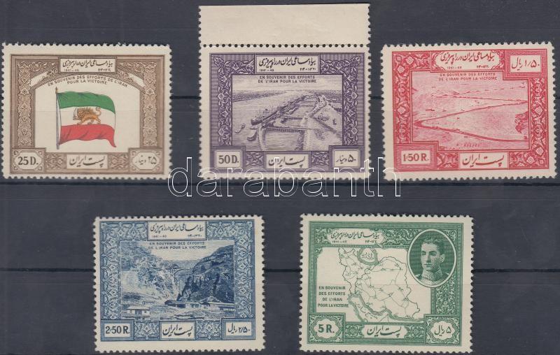 Perzsia részt vesz a 2. világháborúban sor, Persia is involved in the second world war set