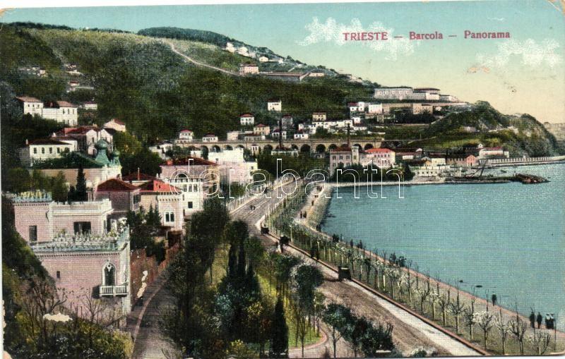 Trieste Barcola