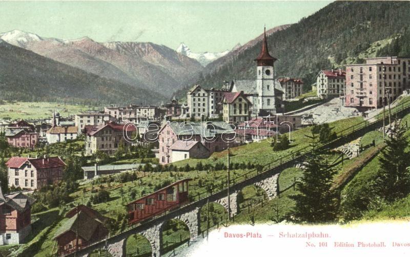 Davos Platz, Schatzalpbahn, No. 101.
