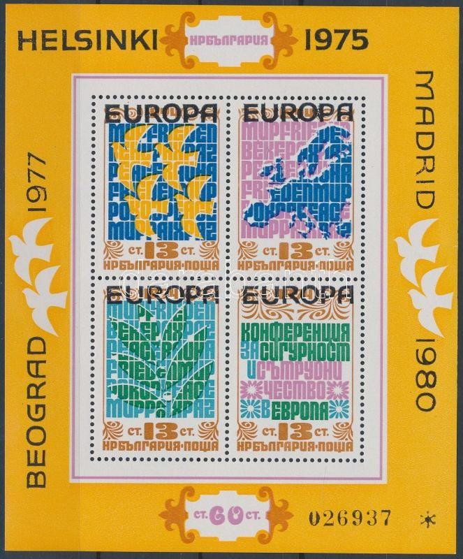European cooperation block, Európai együttműködés blokk