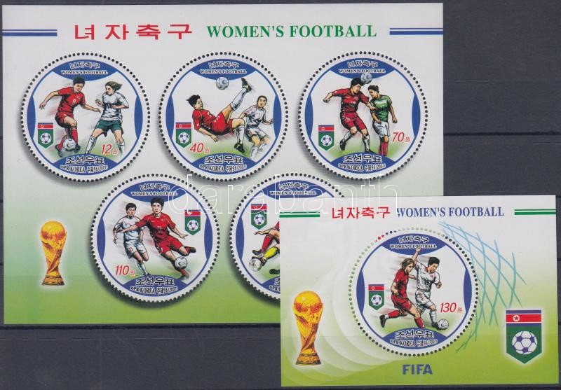 Football Women's World Cup 2 blocks, Női labdarúgó VB 2 blokk