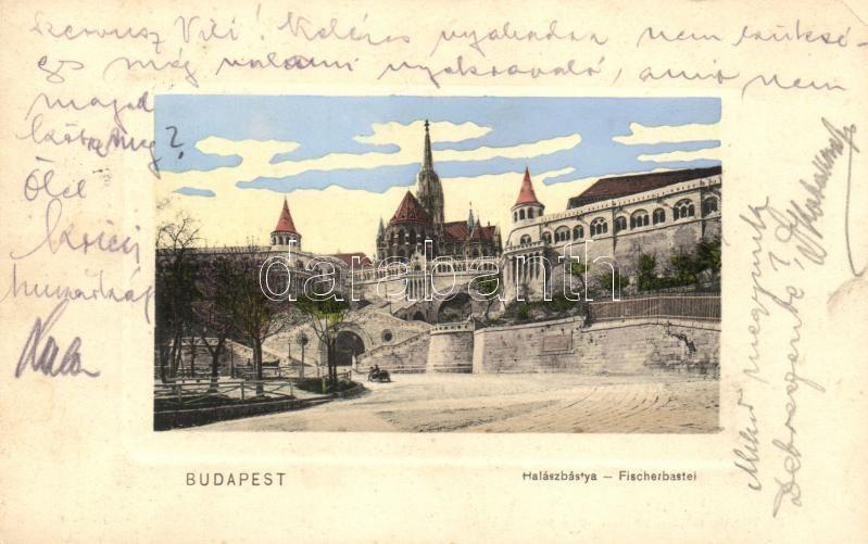Budapest I. Halászbástya