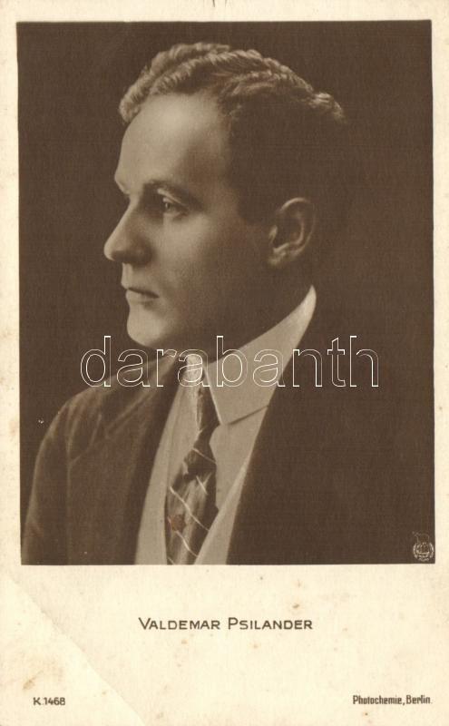 Valdemar Psilander