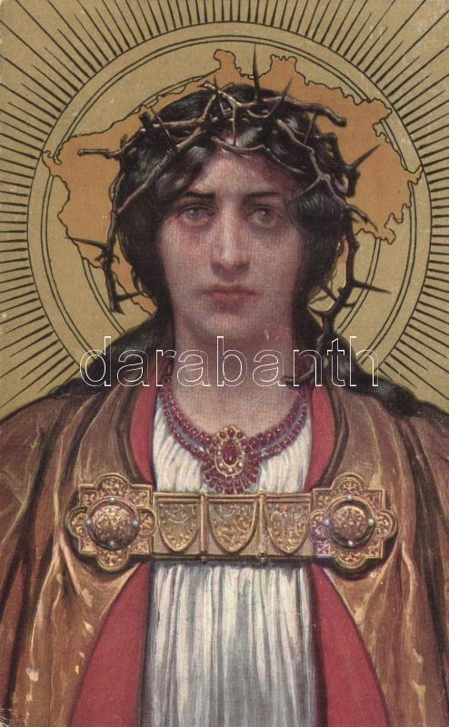 Patria Dolorosa / Our Lady of Sorrows, Mater Dolorosa, Szomorú Szűzanya, Mater Dolorosa