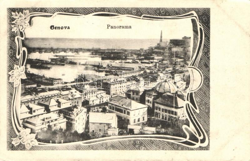 Genova, Art Nouveau