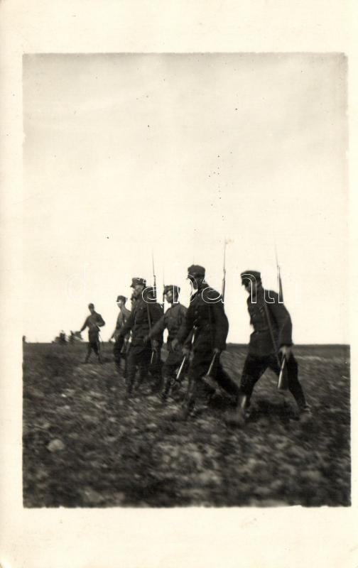 Estonian soldiers, photo, Észt katonák, fotó