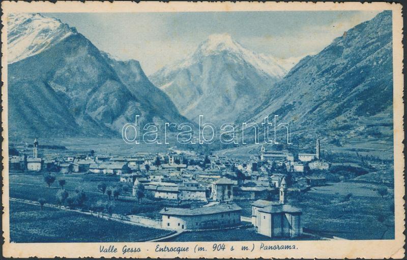 Entracque, Valle Gesso / valley