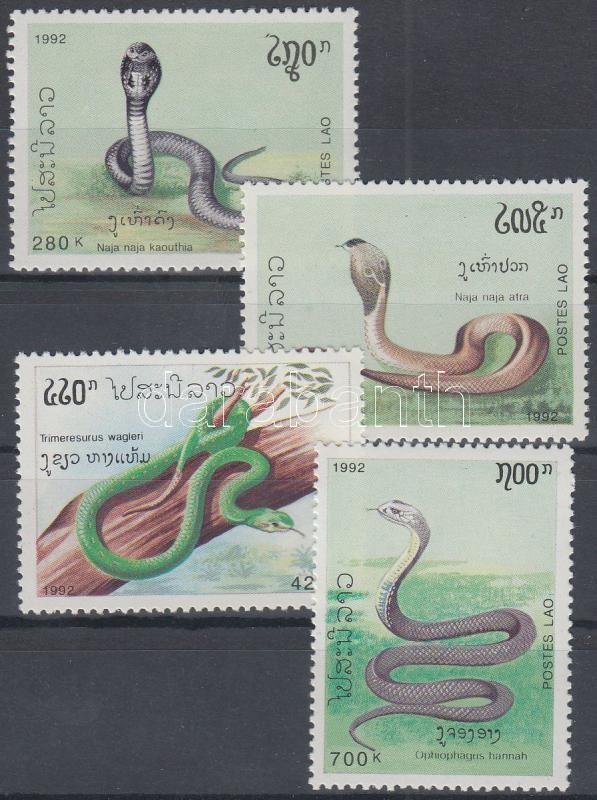 Snakes set, Mérgeskígyók sor