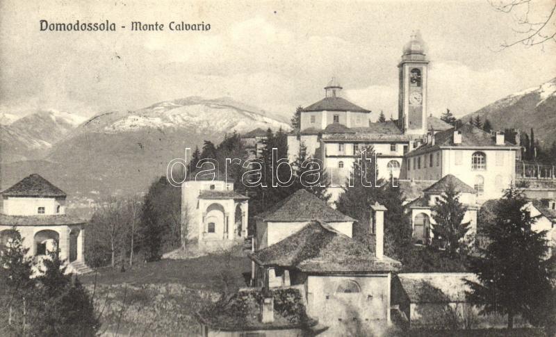 Domodossola, Monte Calvario / Calvary