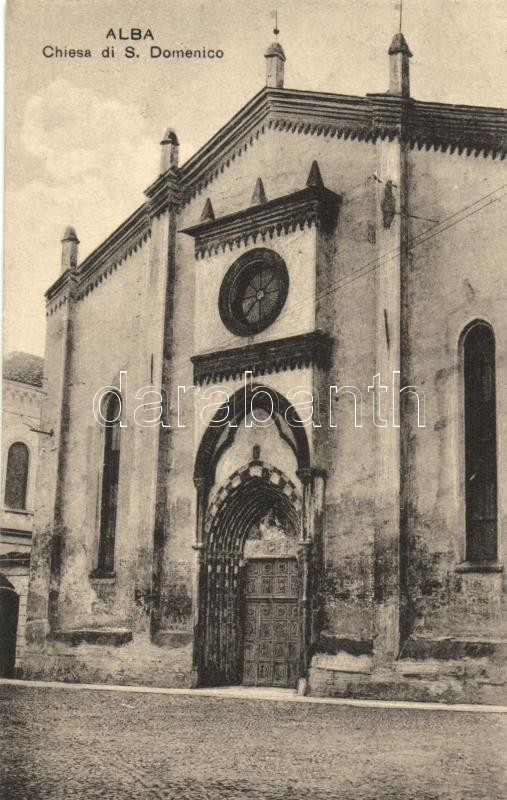Alba, Chiesa di S. Domenico / church
