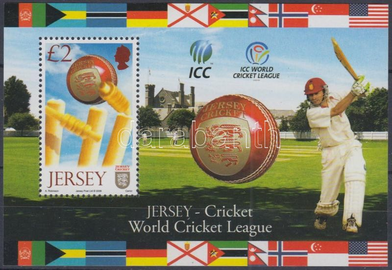Jersey participation in the World Cricket Association block, Jersey részvétele a Krikett Világszövetségben blokk