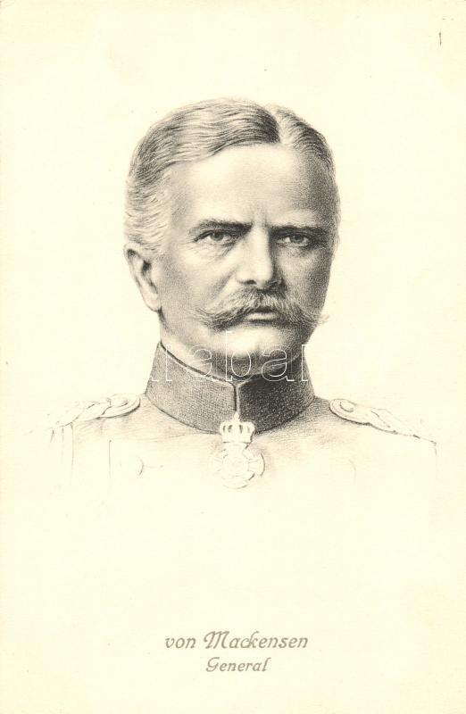 General von Mackensen, August von Mackensen német tábornagy
