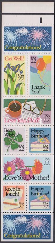 Greetings stamp stamp-booklet, Üdvözlő bélyeg bélyegfüzet