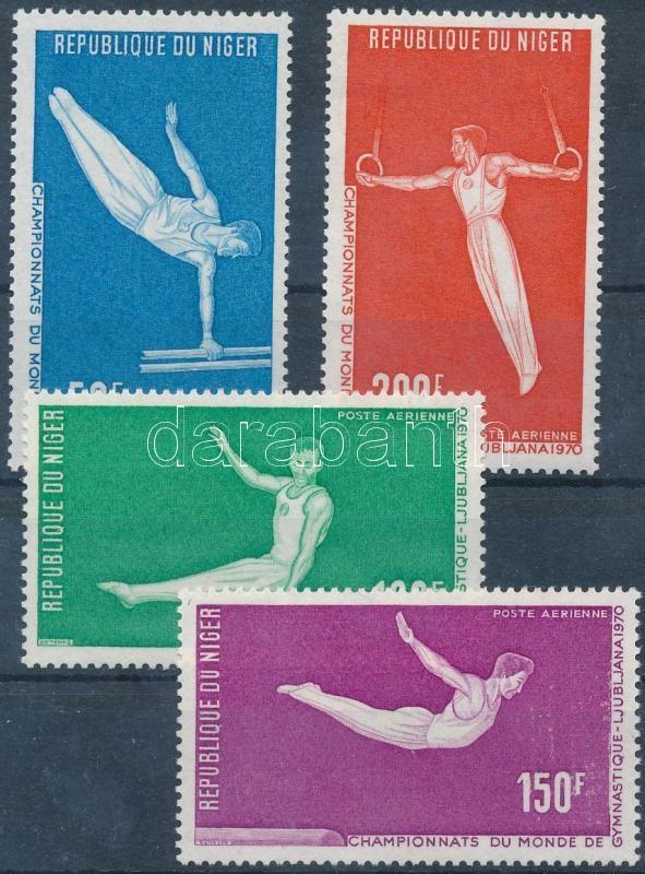 Artistic Gymnastics World Championships in Ljubljana set, Művészi torna VB Ljubljanában sor