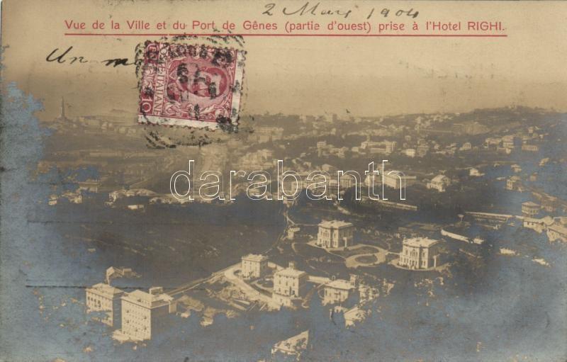 Genova, port