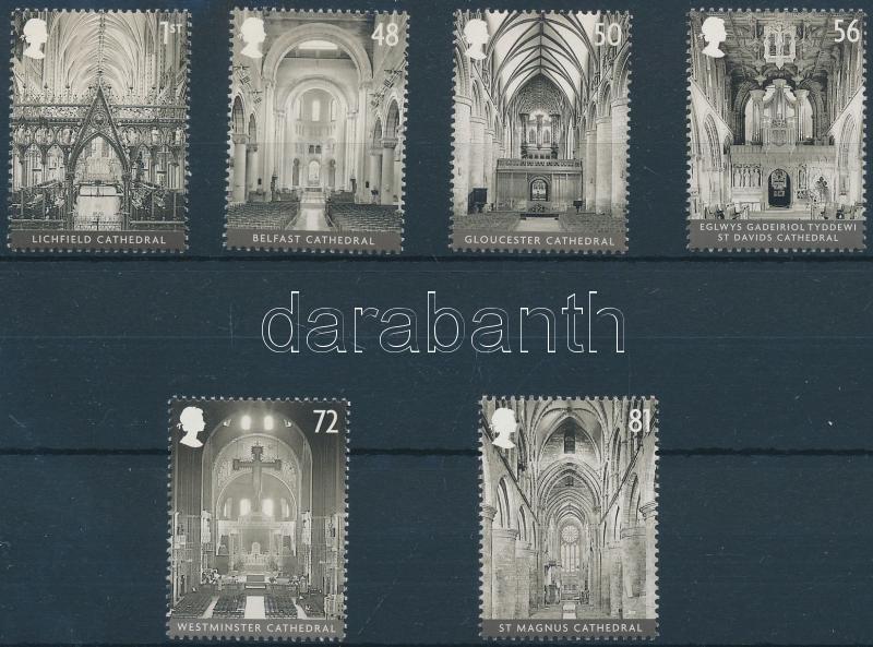 Cathedrals set, Katedrálisok sor