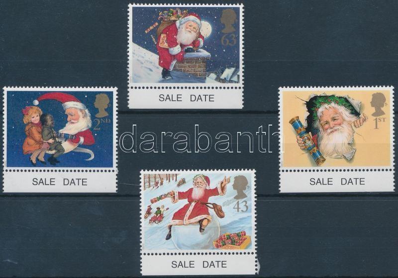 Christmas margin set, Karácsony ívszéli sor