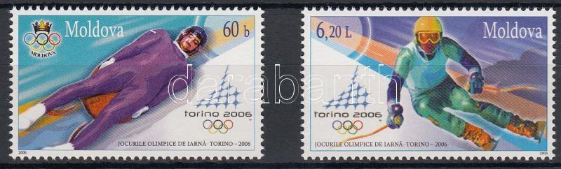 Winter Olympics, Torino set, Téli Olimpia, Torino sor