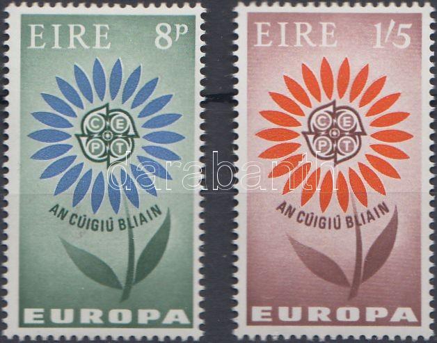 Europa CEPT set, Europa CEPT sor