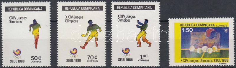 Summer Olympics, Seoul set, Nyári olimpia, Szöul sor