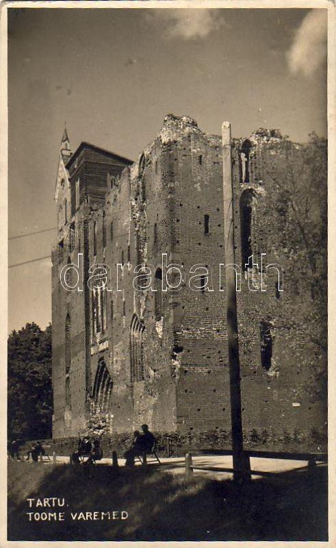 Tartu, Toome Varemed / cathedral ruins