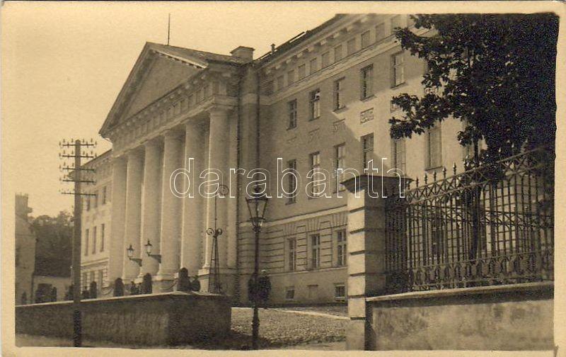 Tartu university, Tartu egyetem