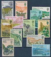 Definitive: Native flora set, Forgalmi: őshonos növényvilág sor