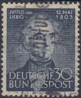 1953 Justus von Liebig Mi 166