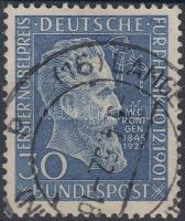 1951 Wilhelm Röntgen nobel díjas Mi 147