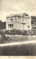 Altare, Villa del Cav. Avv. A. Bordoni (EK)