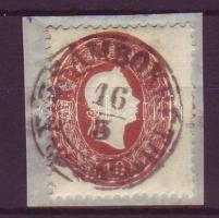 1861 10kr N.ZSÁMBOKRÉTH