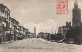 Castelfranco Veneto, Corso Vittorio Emanuele