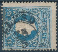 1858 15kr II ÉLESD