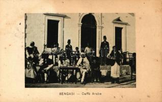 Bengasi, Caffé Arabo / Arabian café
