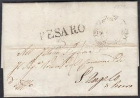 1829 Ex offo PESARO