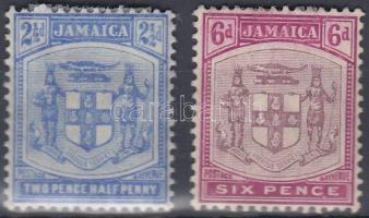 1910/1911 Definitive set, 1910/1911 Forgalmi: Címerek sor